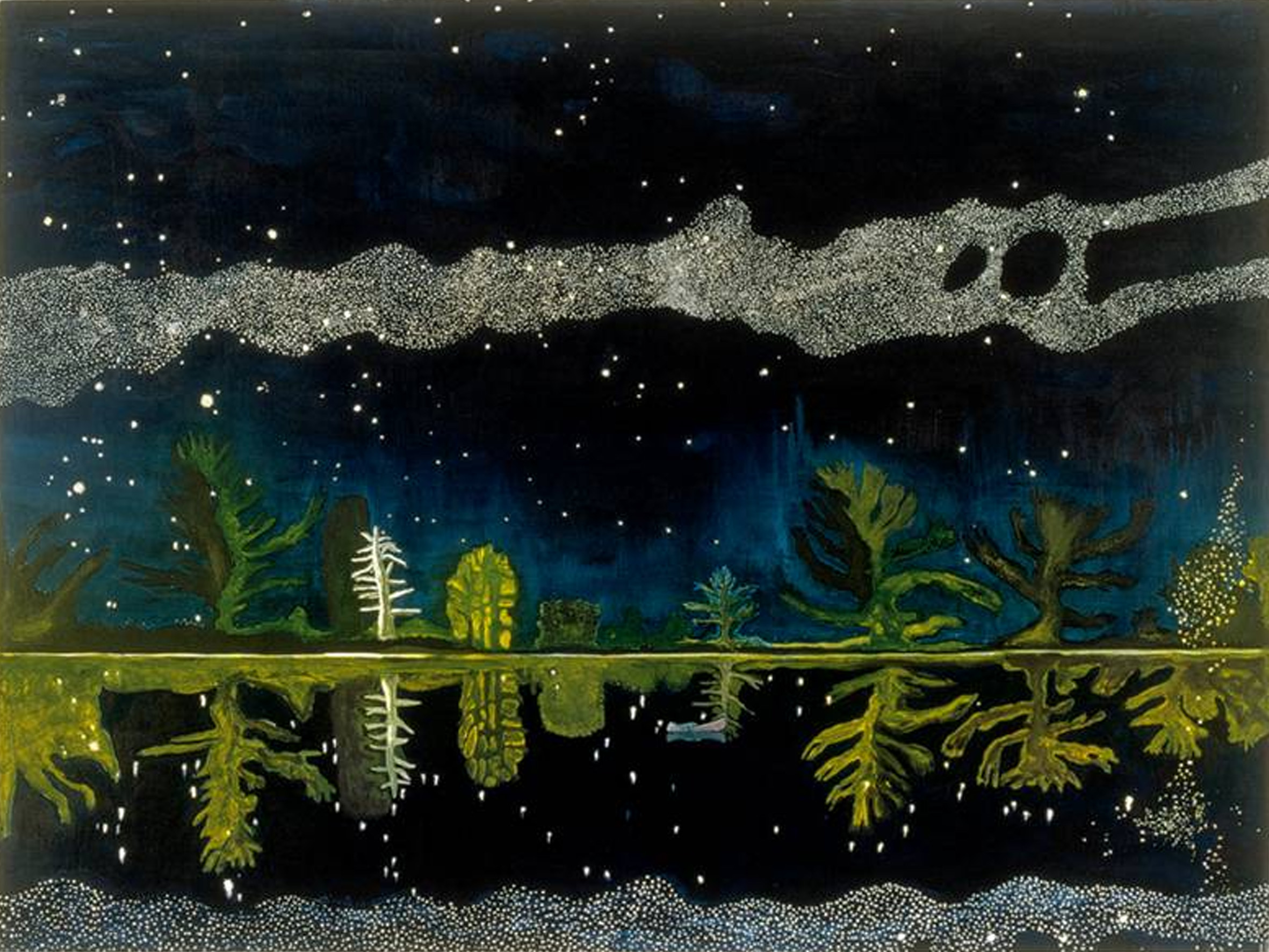 Peter Doigt (copyright)